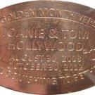 Joanie & Tom Hollywood Elongated