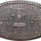 2012 ANA Show Elongated Cent