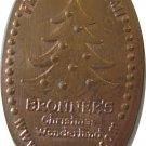 7 piece set from Bronner's Christmas Wonderland, Frankenmuth Michigan, Elongated