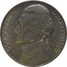 1956 Jefferson Nickel (Whitman)