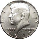 1970 D Kennedy Half 40% Silver (dan)