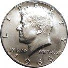 1966 Kennedy Half 40% Silver (dan-20)