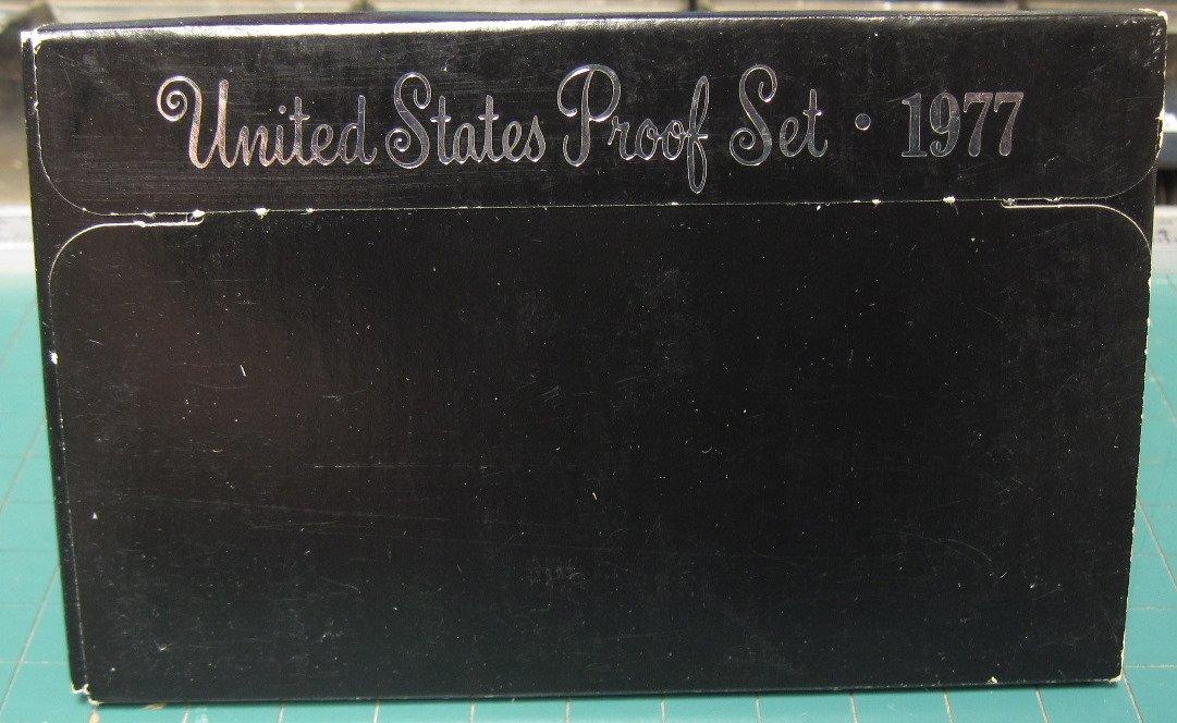 1977 S US Proof Set