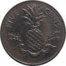 1998 Bahama 5 Cent