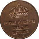 1958 Sweden 2 Ore