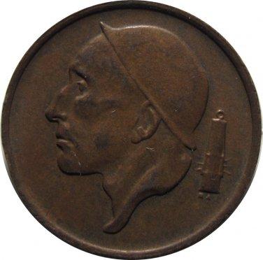 1970 Belguim 50 Centimes