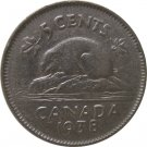 1938 Canadian 5 Cent