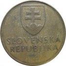 1993 Slovakia 10 Koruna