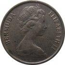 1970 Bermuda 10 Cent