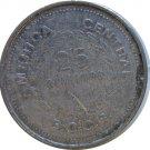 1983 Costa Rica  25 Centimes