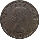 1958 Great Britain 6 Pence