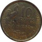 1952 France 10 Franc