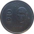 1985 Mexico 10 Centavos