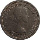 1959 Great Britain 6 Pence
