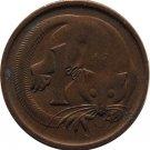 1966 Australia  1 Cent #2