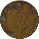 1949 Hong Kong 10 Cent