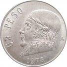 1978 Mexico 1 Peso #2