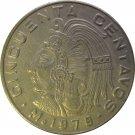 1979 Mexico 50 Centavos