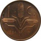 1964 Mexico  1 Centavo