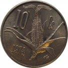 1974 Mexico 10 Centavos