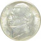 1938 S Jefferson Nickel (Whitman)