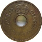 1942 S Fiji One Cent