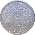 1943 2 Franc