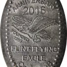 2016 Flint Flying Eagle 60th Anniversary Elongated