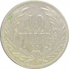 1894 Hungary 10 Filler
