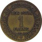 1922 1 Franc