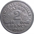 France 1944 2 Franc