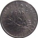 1966 1/2 Franc