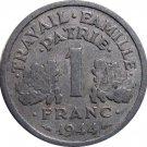 1944 1 Franc #2