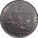 1960 1 Franc