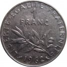 1962 1 Franc