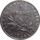 1964 1 Franc