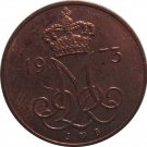 1973 Denmark 5 Ore