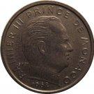 Monaco 1962 10 Centimes