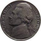 1964  Jefferson Nickel (Whitman)