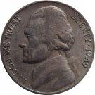 1949 D Jefferson Nickel (Whitman)