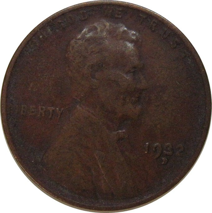 1932 D Lincoln Cent