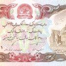 Afghanistan 1000 Afghanis Unc Afghani