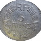 1945 5 Franc #2