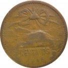 1946 Mexico 20 Centavos #2