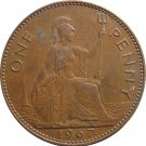 1967 Great Britain One Penny #2