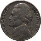 1959 D Jefferson Nickel (Whitman)