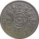 1962 Great Britain 2 Shilling