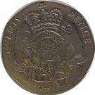 1983 Great Britain 20 Pence