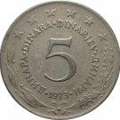 1976 Yugoslavia 2 Dinara