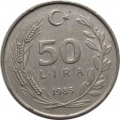 Turkey 1985 50 Lira
